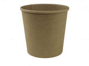 Suppenbecher  braun, 750 ml (26oz) (500 Stück)