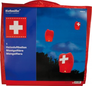 Himmelslaterne Schweiz