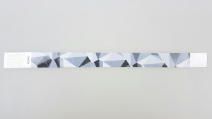 Tyvek Kontrollbänder Mosaic 200 Stück