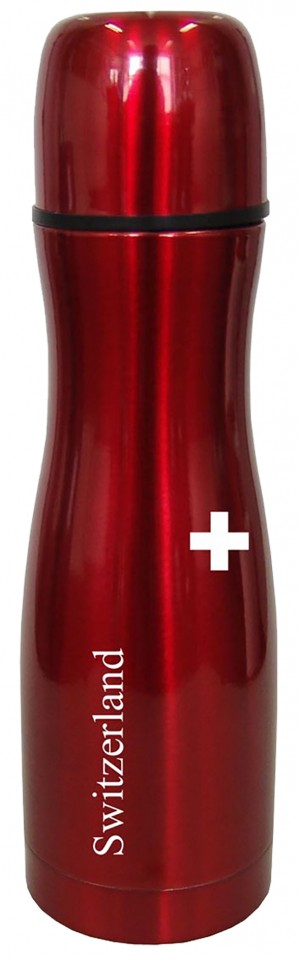 SWISS SHAPE RED