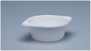 Schüssel für Suppe 4 dl, weiss (100 Stück)
