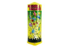 Tischbombe Musik-Ballone