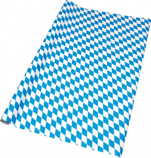 Tischtuchrolle Bayern