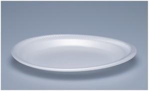 Teller rund, Ø 22.5 cm, weiss (100 Stück)
