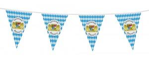 Wimpelkette Freistaat Bayern