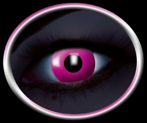 Kontaktlinsen UV pink