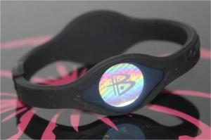 Power Balance Armband schwarz