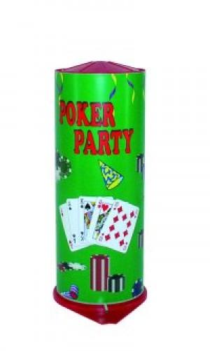Maxi Tischbombe Poker Party