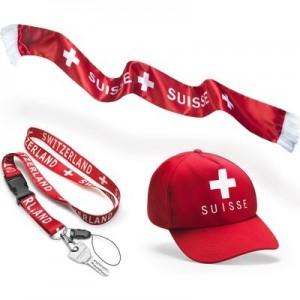 Swiss Fan-Set 4-teilig