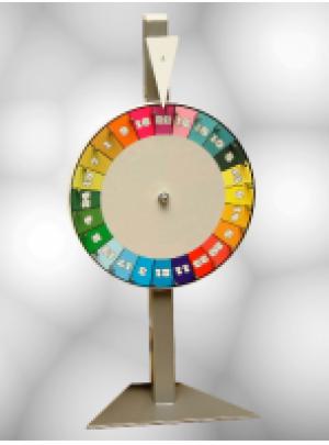 Tischglücksrad Micro Turn 1
