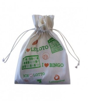 Stoffsäckli für Lottonummern