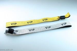 Stoffbänder VIP