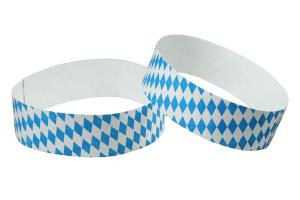 Tyvek Kontrollbänder Design Bayern