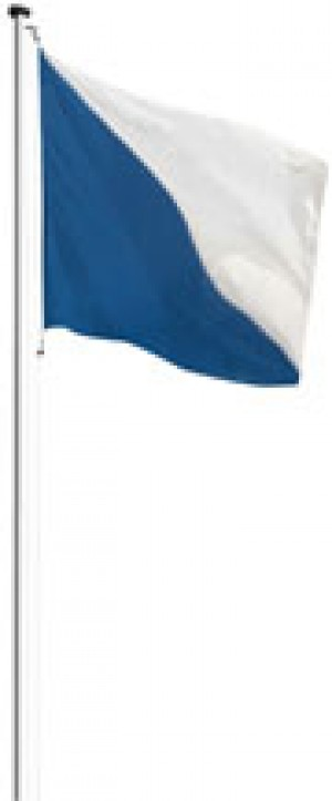 Fahne zum Hissen Zürich 150x150 cm