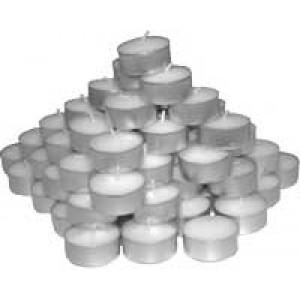 Deko- und Teelichter 100 Stück
