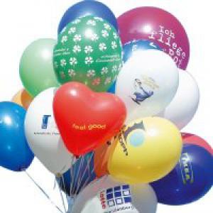 Werbeballone