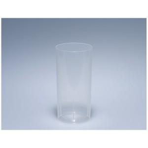 Longdrinkglas 2dl PP natur (100 Stück)