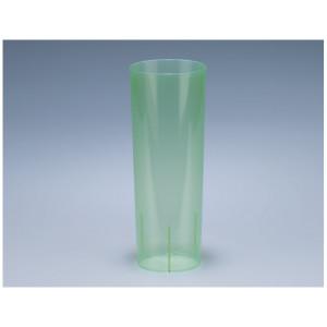 Longdrinkglas 3dl grün PP splitterfrei (100 Stück)