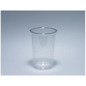 Trinkbecher 2 dl glasklar PET (100 Stück)