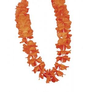 Hawaiikette Luxus orange     1 Stück