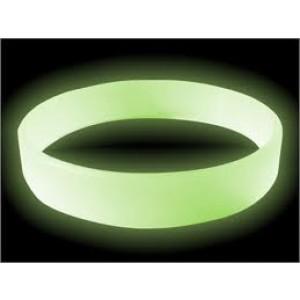 Silikon Armbänder im Dunkeln leuchtend