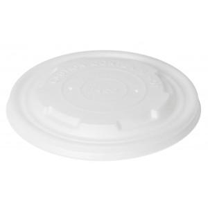 Duni ecoecho® CPLA Deckel für 170734/170135/170136 Suppenbecher (800 Stück)