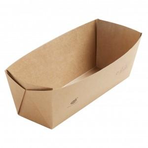 Duni ecoecho® Viking Slim Brick Box 1100ml (300 Stück)
