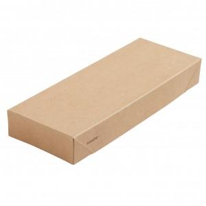 Duni ecoecho® Viking Slim Brick Deckel (300 Stück)