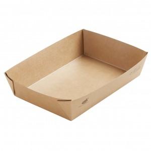 Duni ecoecho® Viking Brick Box 1100ml (300 Stück)