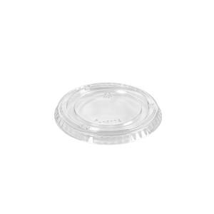 ecoecho® Deckel für 195971 + 195972 Transparent rPET (2400Stk.)
