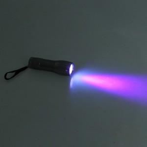 UV-Handlampe 9 LED