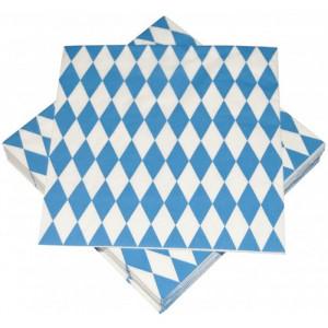 Servietten Bayern (20 Stück)