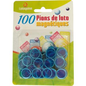 Abdeckplättli magnetisch gemischte Farben  1000 Stück