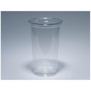 Trinkbecher 5 dl glasklar mit Schaumrand (100 Stück)