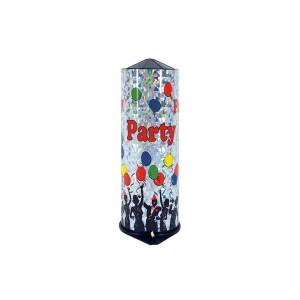 Tischbombe Party Hologramm