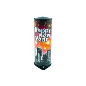 Tischbombe Happy New Year