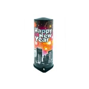 Maxi Tischbombe Happy New Year