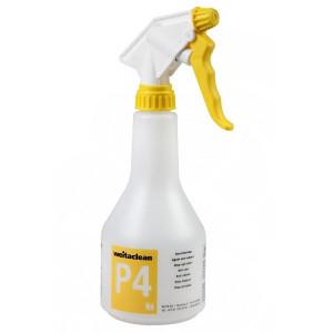 P4 Geruchsstopp Spray-Serviceflasche leer  500 ml