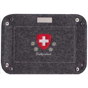 Swiss Ethno Desktray
