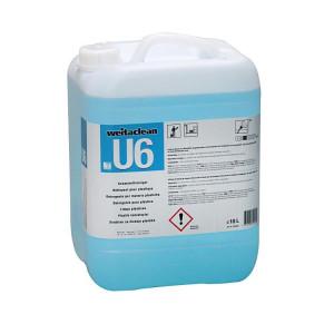 U6 Kunststoffreiniger 10L
