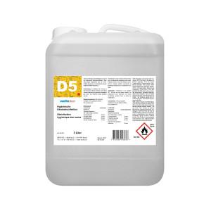 D5 Händedesinfektionsmittel (5 L)