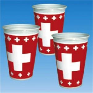 CH-Becher Schweiz