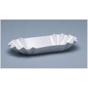 Pommes-frites Schale aus Karton 20,5 x 12,5 x3,5 cm   250 Stk