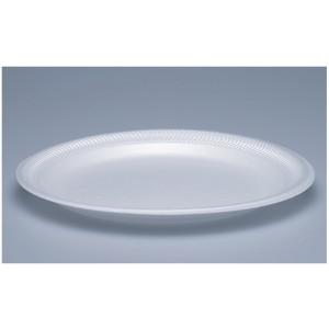 Teller rund, Ø 26 cm, weiss (100 Stück)