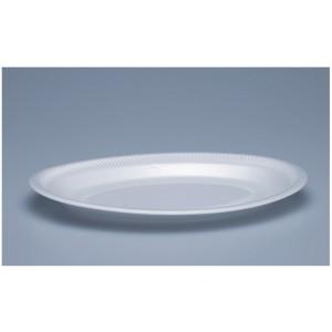 Isolierteller oval (100 Stück)