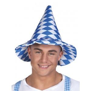 """Blau-weisser Hut """"Bavaria"""""""