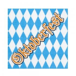 Servietten Oktoberfest (12 Stück)