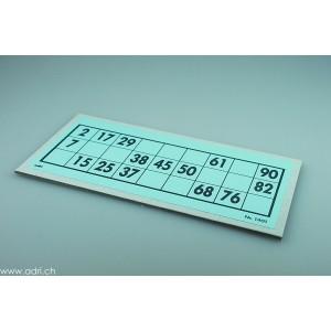 Lottokarten