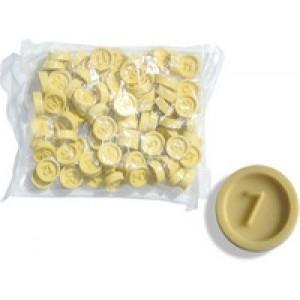 Lotto Plastiknummern