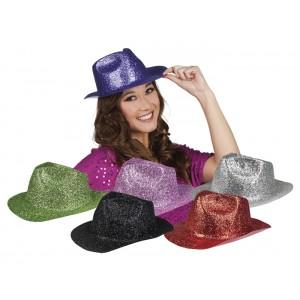 Gangster Hut 6 Farben sortiert